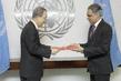 Permanent Representative of India Presents Credentials 2.8433685