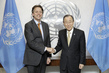 Secretary-General Meets Foreign Minister of Netherlands 2.8430068