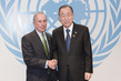 Secretary-General Meets Special Envoy for Climate Change 2.8430068