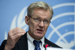UN Leaders Brief Press on Humanitarian Situation in Syria 3.1832323