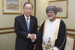 Secretary-General Meets Foreign Affairs Minister of Oman 2.2756348