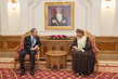 Secretary-General Meets Deputy Prime Minister of Oman 1.0