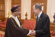 Secretary-General Meets Deputy Prime Minister of Oman 3.7293527