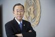 Portrait of Secretary-General Ban Ki-moon 1.0