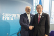 Secretary-General Meets Foreign Minister of Iran in London 3.7298188