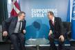 Secretary-General Meets Prime Minister of Denmark in London 0.063959464