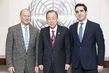 Secretary-General Meets Head of Council on Foreign Relations 2.8440328