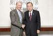 Secretary-General Meets Head of Council on Foreign Relations