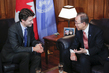 Secretary-General Meets Prime Minister of Canada