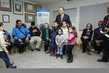 Secretary-General Visits Catholic Centre for Immigrants in Ottawa 3.7293832