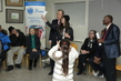 Secretary-General Visits Catholic Centre for Immigrants in Ottawa 1.0