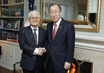 Secretary-General Meets Ambassador of Republic of Korea to Canada 2.274695