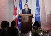 Secretary-General Speaks at Dinner Hosted by Mayor of Montréal