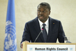 President of Togo Addresses Human Rights Council 7.1763067