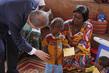 Secretary-General Visits Pediatric Unit at Schiphra Hospital, Ouagadougou 1.0