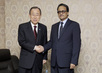 Secretary-General Meets Foreign Minister of Mauritania 0.3373148