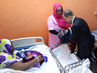 Secretary-General Visits Mother-Child Hospital in Mauritania 3.071694