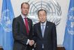 New Deputy Head of UNCTAD Sworn In 7.234235