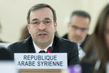 Human Rights Council Holds Dialogue with Chair of Commission of Inquiry on Syria 7.1763067