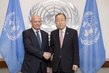 Secretary-General Meets Foreign Minister of Portugal 2.8394003