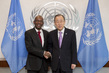 Secretary-General Meets Foreign Minister of Burundi 2.8394003