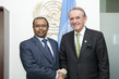 Deputy Secretary-General Meets Undersecretary of Sudan 7.2349005