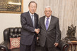 Secretary-General Meets Palestinian President 0.6029093