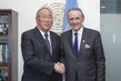 Deputy Secretary-General Meets China's Special Representative on Climate Change 7.2349005