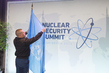 Scene from Margins of Nuclear Security Summit, Washington 4.5911283