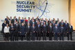 Group Photo of Participants at Nuclear Security Summit, Washington 7.8250637