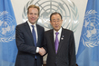 Secretary-General Meets Foreign Minister of Norway 2.8393788