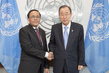 Secretary-General Meets Permanent Representative of Myanmar 2.8343282