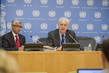 Special Envoy for HIV/AIDS in Eastern Europe and Central Asia Briefs Press 0.9333247