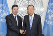 Secretary-General Meets Deputy Permanent Representative of China 2.8393788