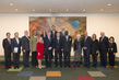 Secretary-General Attends Meeting of Global Citizenship Commission 4.5917163