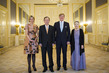Secretary-General Meets King and Queen of Netherlands 3.7193656