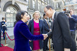Secretary-General Meets Leaders of Dutch Parliament 3.7192936