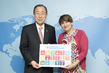 Secretary-General Meets Dutch Minister for Trade and Development 3.7192936