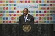 Prime Minister of Vanuatu Addresses High-level Debate on Achieving SDGs 1.0