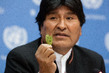 Press Briefing by President of Bolivia 7.69696