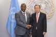 Secretary-General Meets President of Central African Republic 2.8343282