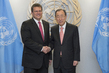 Secretary-General Meets European Commission Vice President 2.8343282