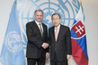 Secretary-General Meets President of Slovak Republic 2.8343282