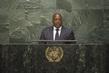 President of Democratic Republic of Congo Addresses Signing Ceremony for Paris Agreement 3.326827