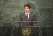 Prime Minister of Canada Addresses Signing Ceremony for Paris Agreement 4.344122