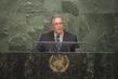 Prime Minister of Tuvalu Addresses Signing Ceremony for Paris Agreement 4.344122