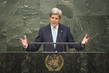 US Secretary of State Addresses Signing Ceremony for Paris Agreement 5.333909
