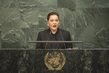 Princess of Morocco Addresses Signing Ceremony for Paris Agreement 5.333909