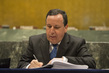 Foreign Minister of Tunisia Signs Paris Agreement on Climate Change 4.343952