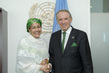 Deputy Secretary-General Meets Environment Minister of Nigeria 0.67610115